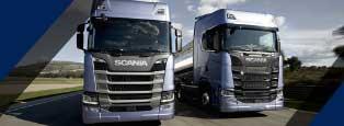 Taller camiones Scania Zaragoza
