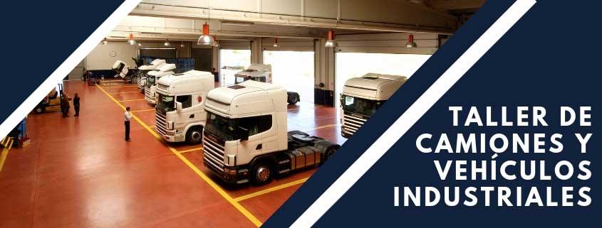 Taller de Camiones multimarca Zaragoza
