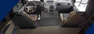 Recambio cabina de camión
